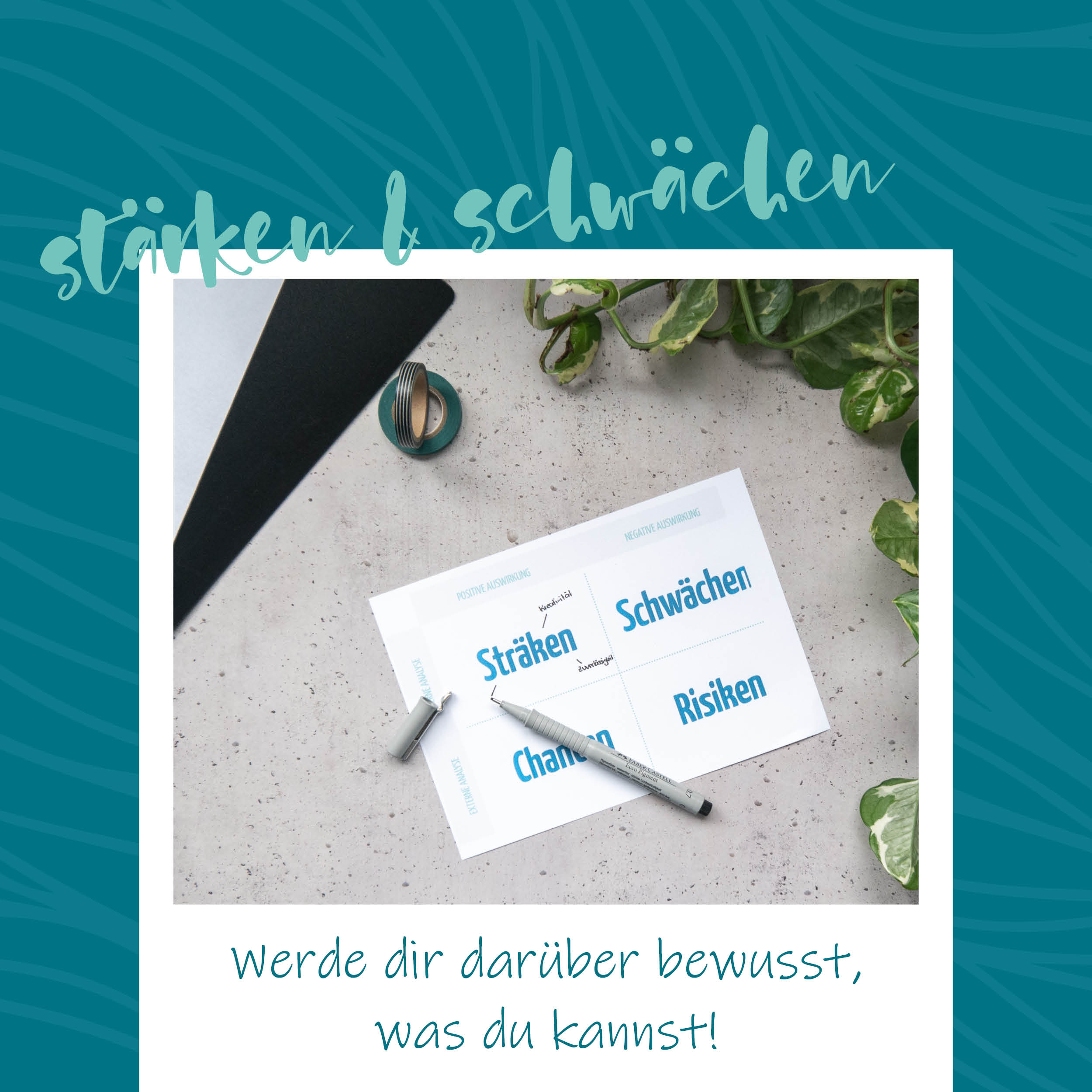 blauerEisberg_StärkenUndSchwächen