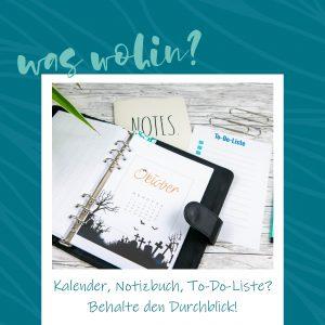 blauerEisberg - Informationen organisieren
